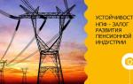 Что происходит с НПФ Электроэнергетики