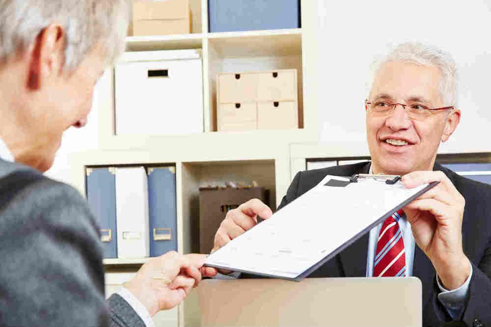 Документы для пенсионера