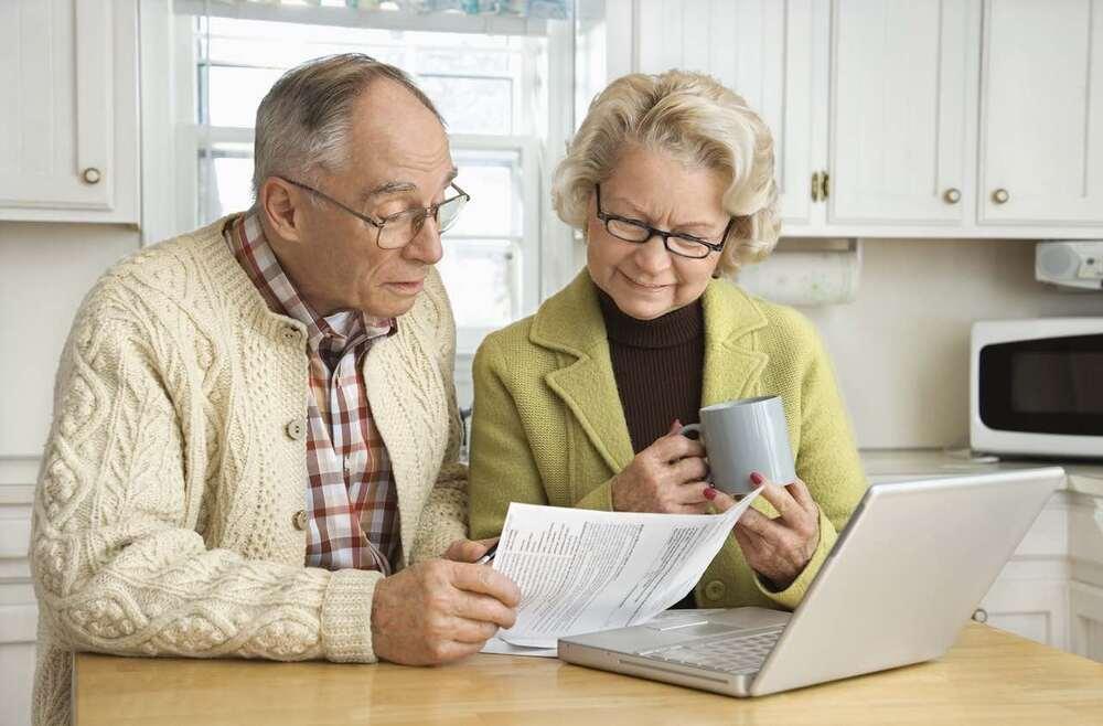 Сбережение пенсионеров