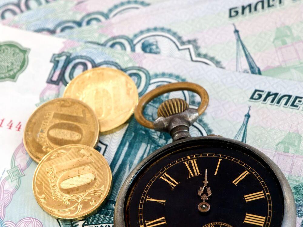 Время ожидания денег