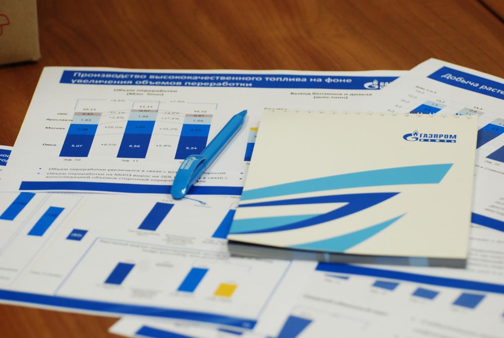 Облигации в Газпром банке