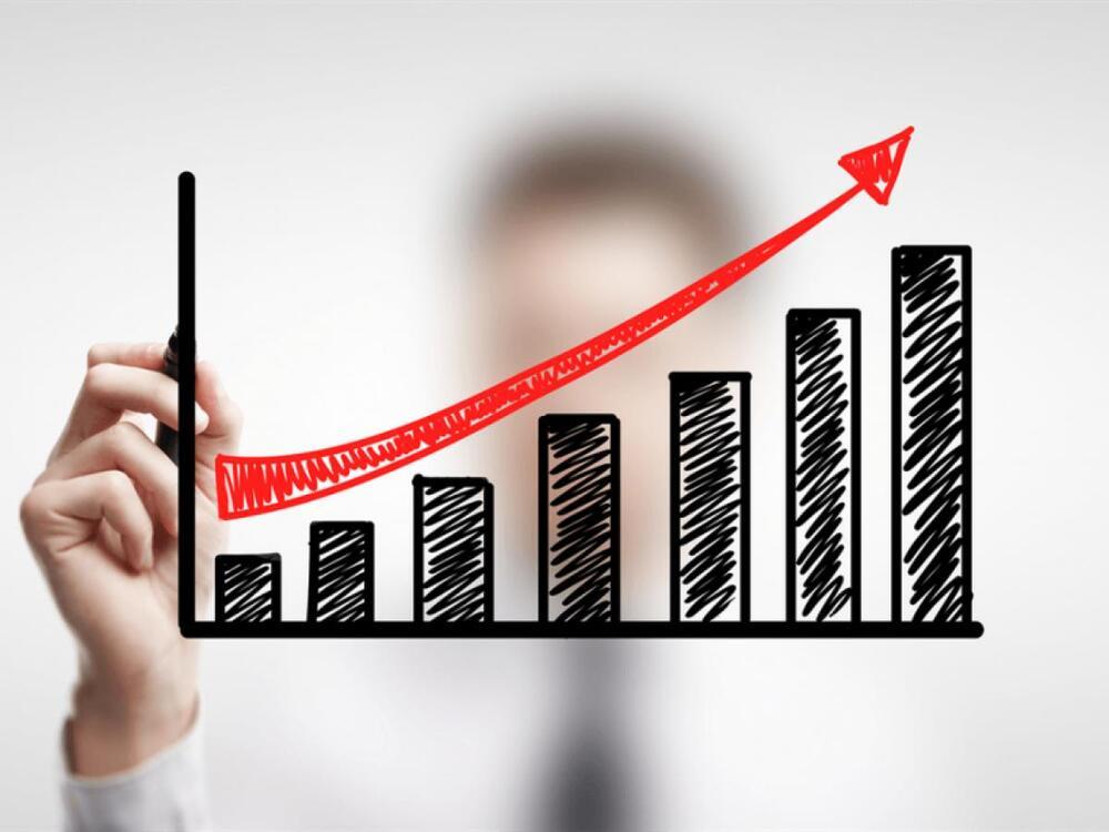 Рост в прибыли